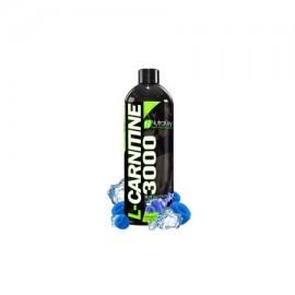 Nutrakey Liquid L-Carnitina 3000 frambuesa azul hielo 31 Porciones