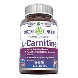 Amazing Formulas L-Carnitina 1000mg 100tabs