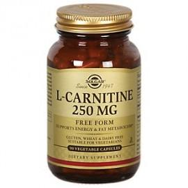 L-carnitina 250 mg Solgar 90 VCaps