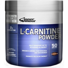 Inner Armour Azul - L-Carnitina polvo sandía (35 oz)