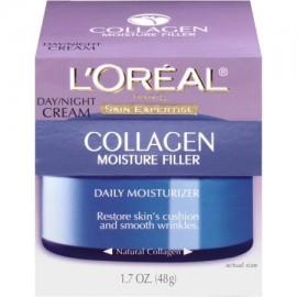 Experiencia colágeno de la piel de la humedad de relleno Día - Noche Crema 17 oz