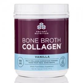 Bone Broth colágeno Vanilla - 18.2 oz (517 gramos) por Ancient Nutrition