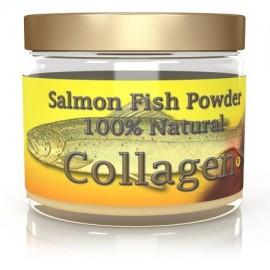 Salcoll Collagen colágeno marino - Salmón El colágeno de dolor de las articulaciones la artritis reumatoide la osteoporosis