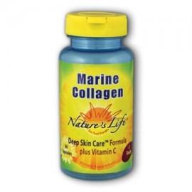 Colágeno Marino Nature's Life 60 Caps