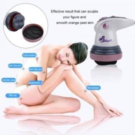 Regalo del día de madres de infrarrojos profesional eléctrica que adelgaza masajeador corporal anticelulitis quema de grasas M