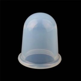 1 masaje del nuevo silicón del cuerpo del vacío y facial Copa No.1 Anti Celulitis Succionamiento