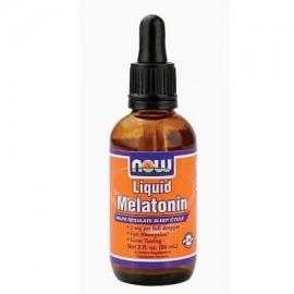 NOW- Liquid melatonina 60 ml