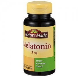 Nature Made Melatonina 3 mg 120 CT (Pack de 3)