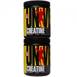 Universal Nutrition Creatine Powder suplemento dietético 200 g (Pack de 2)