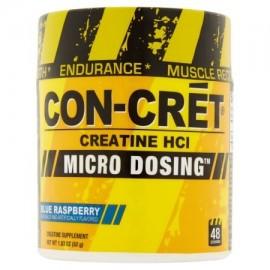 Con-Crét Micro Dosificación frambuesa azul creatina HCI 183 oz