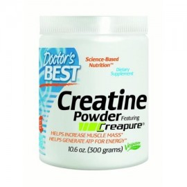 Doctor's Best Creatine Powder con Creapure 300 g
