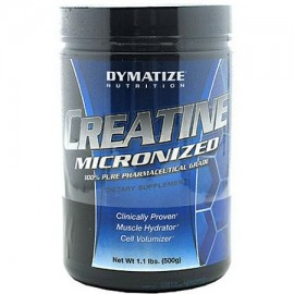 DYMATIZE 100% Pure Pharmaceutical Grade Creatine 1.1 lbs