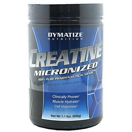 DYMATIZE 100% Pure Pharmaceutical Grade Creatine 1.1 lbs