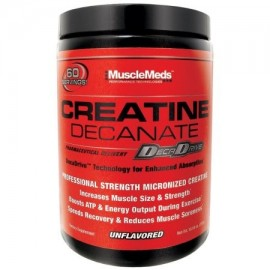 MuscleMeds creatina Decanato 1058 oz