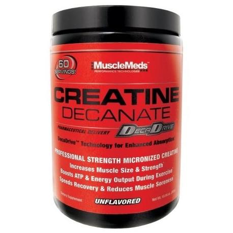MuscleMeds creatina Decanato 1058 oz