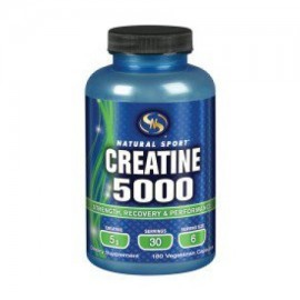 La creatina 5000 STS (Supplement Training Systems) 180 Caps