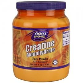 NOW Alimentos creatina en polvo puro 2.2 libra