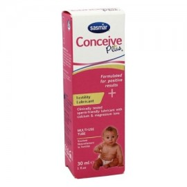 Conceive Plus - Conceive Plus de fertilidad Lubricante Multi-Uso Tubo - 1 oz