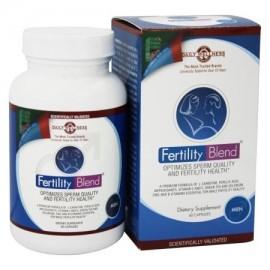 Daily Wellness Company - mezcla de la fertilidad Hombres - 60 Cápsulas