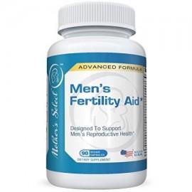 Ayuda Fertilidad Hombres Mother's Select para la motilidad la salud sexual y el aumento de la testosterona los ingredientes