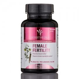 Fertilidad femenina - 60 cápsulas vegetales por Herbtheory