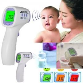 Infrarrojos sin contacto la temperatura del termómetro del cuerpo para la comunicación inalámbrica de comunicación inalámbr