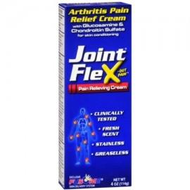 Jointflex aliviar el dolor Cream 4 oz (paquete de 6)
