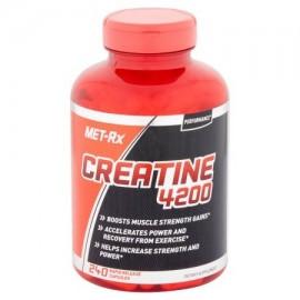 La creatina MET-Rx 4200 Dietary Supplement 240 recuento