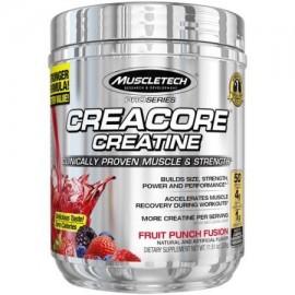 MuscleTech Creacore creatina en polvo Ponche de Frutas Fusión 1151 oz
